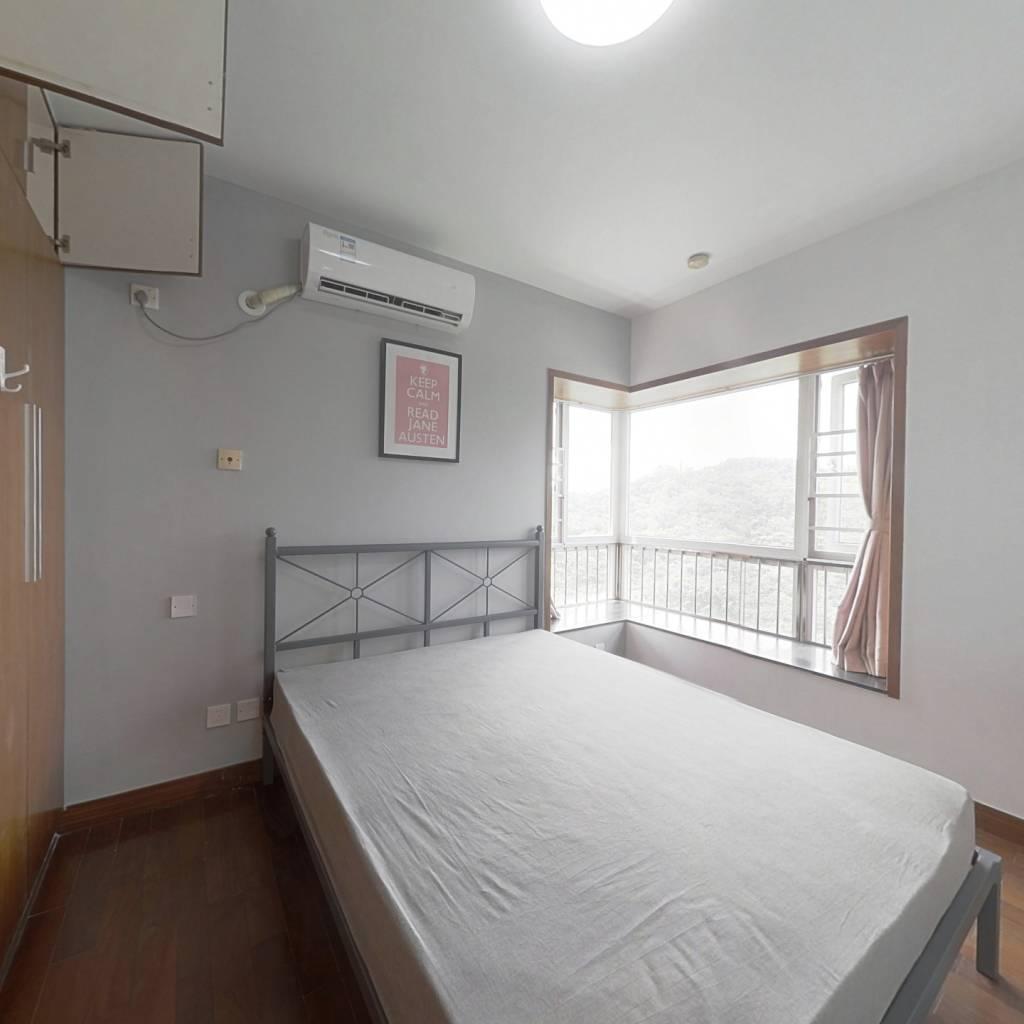合租·彩田村 4室1厅 东南卧室图