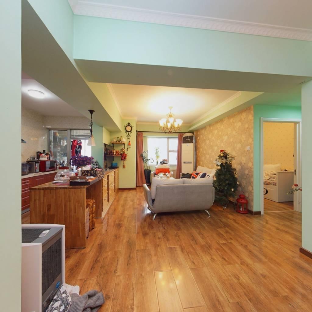 锦湖园公寓,精装修,两居一厅,楼龄新,诚意出售