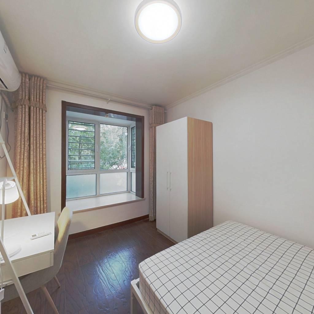 合租·运河湾 3室1厅 南卧室图