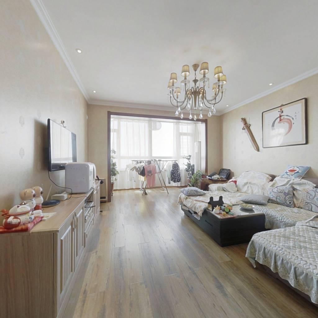 日出印象高层 113.97平 价格好 通透户型 留家具家电。