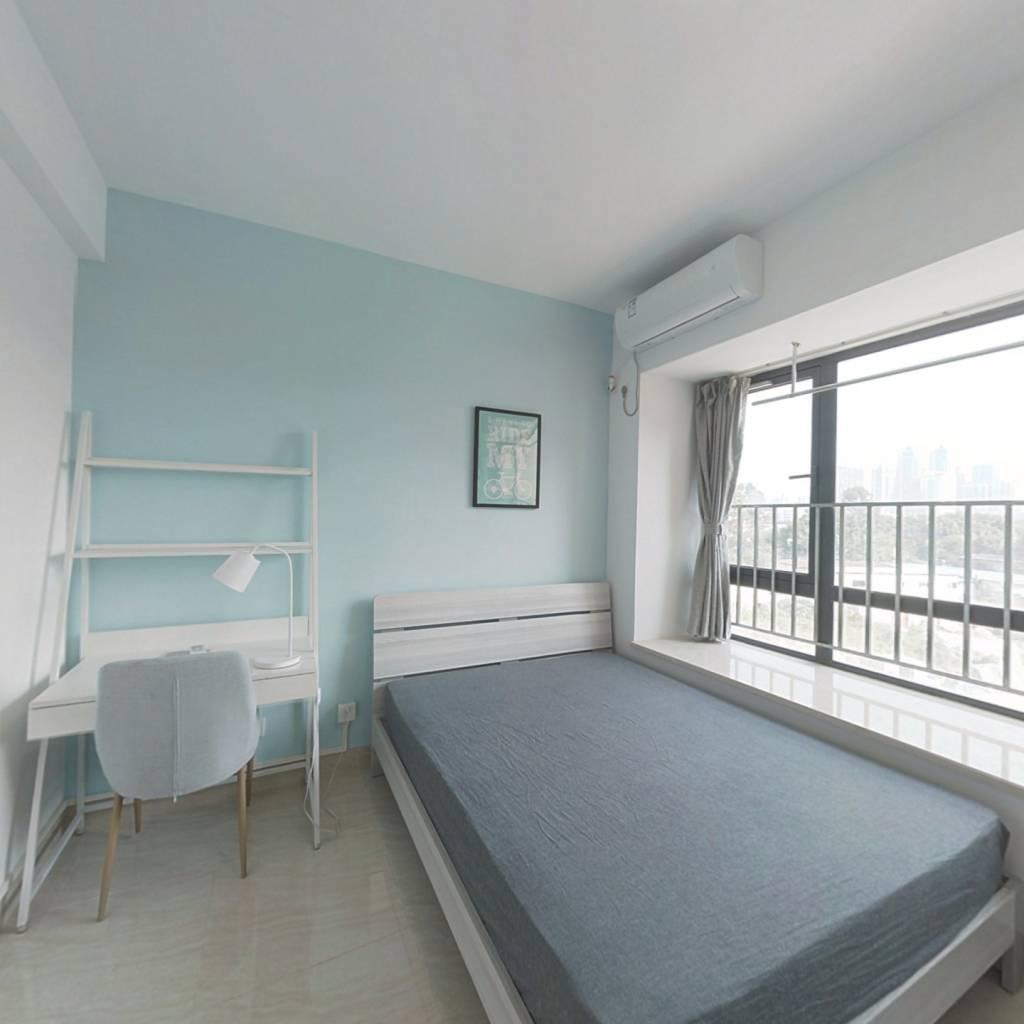 合租·东漖新村 3室1厅 东南卧室图