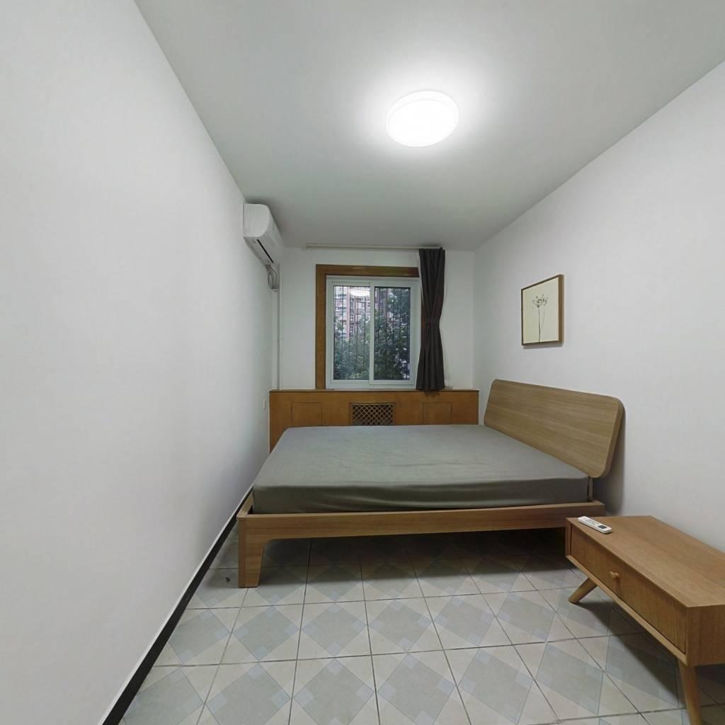 整租·三合南里 2室1厅 南北卧室图