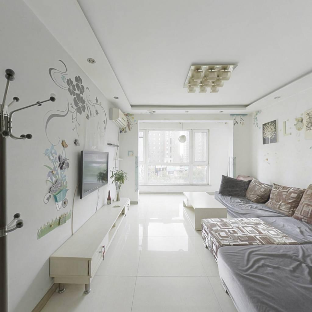 环境优雅 位置好 采光好 楼层好 精装保持好