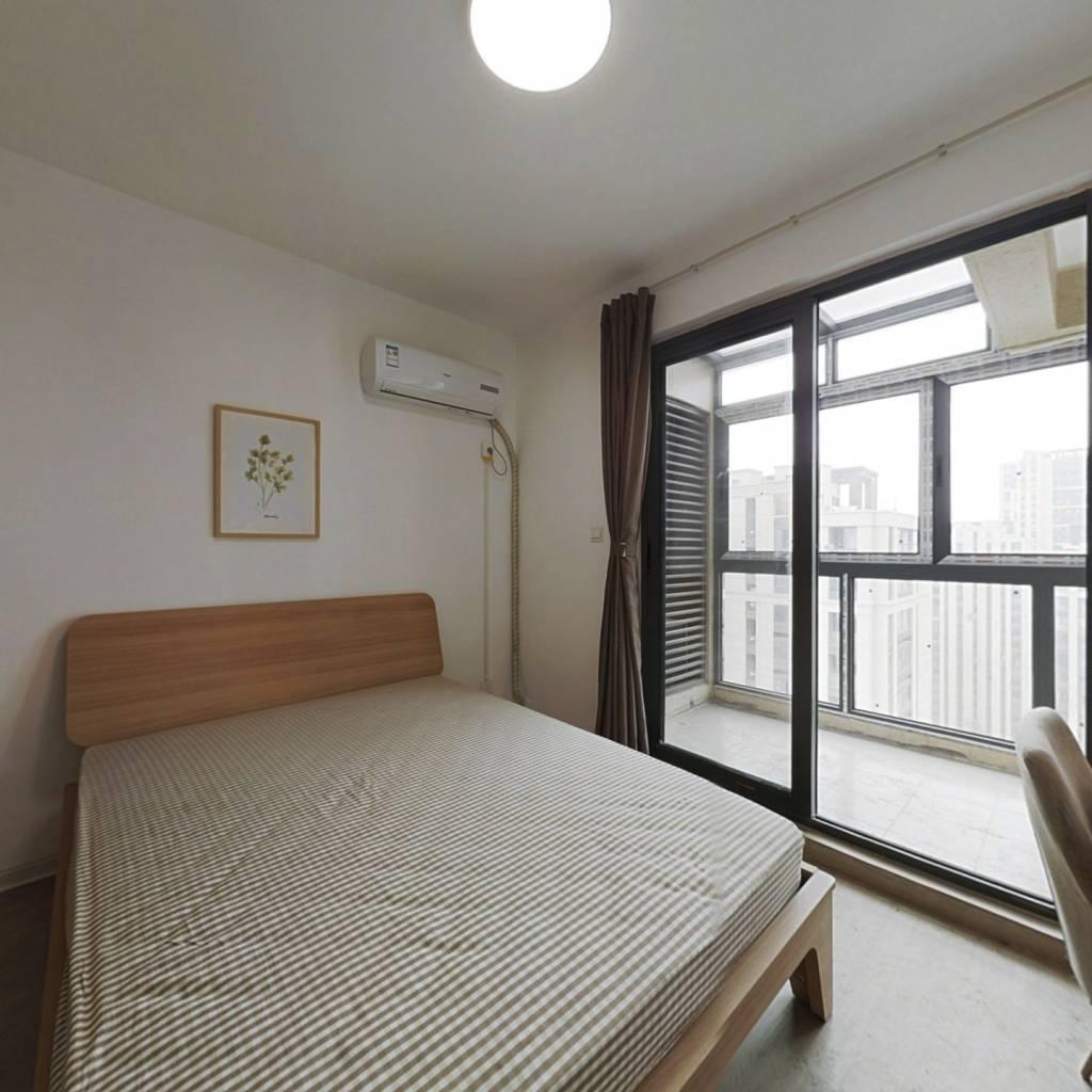 合租·上实海上海二期 4室1厅 南卧室图
