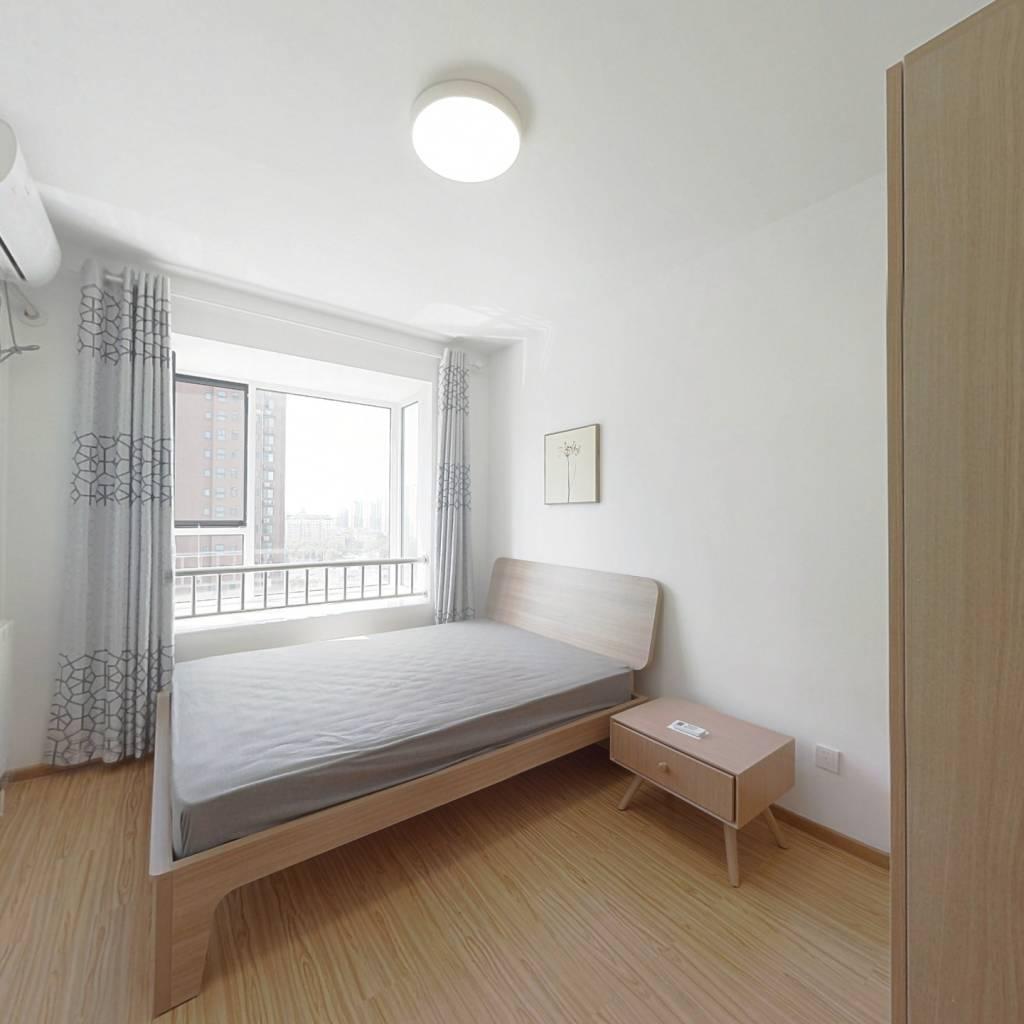 整租·官悦欣园B区 1室1厅 南卧室图