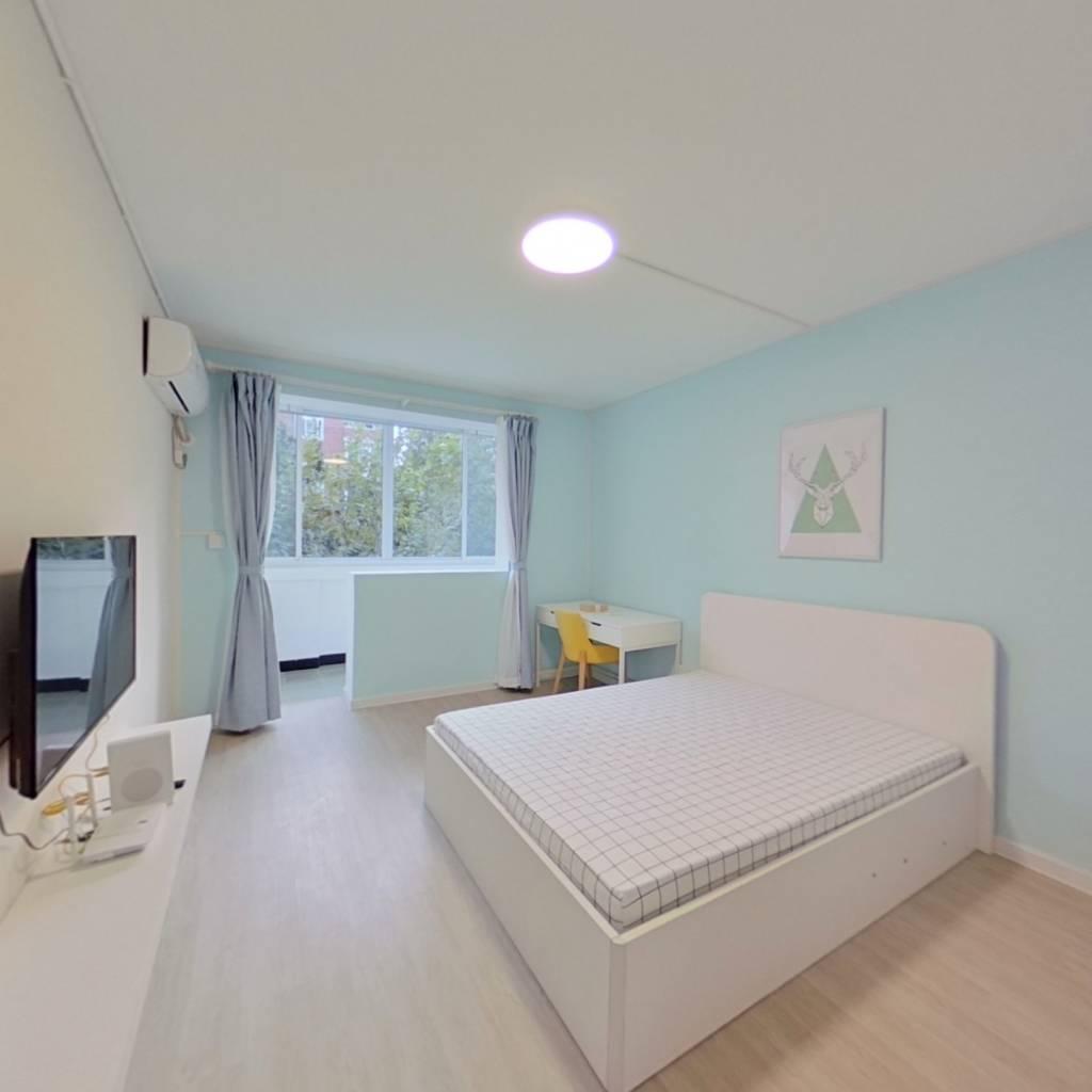 整租·航天小区 2室1厅 南卧室图