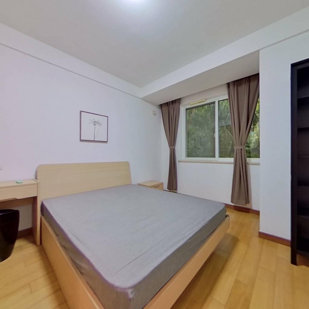 整租·新城悠活城 2室2厅 南卧室图