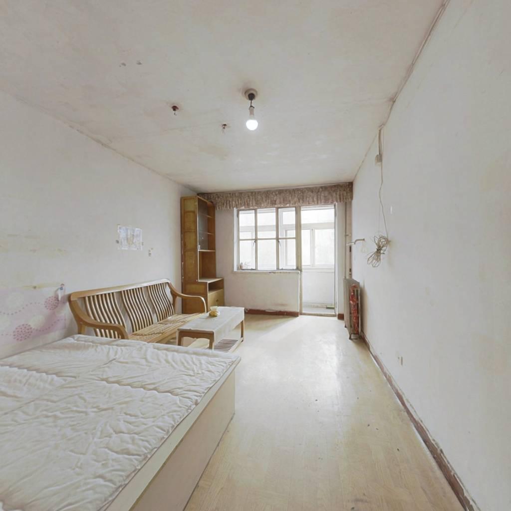 满五年 南向一居室 中间层 有钥匙看房方便 随时签约