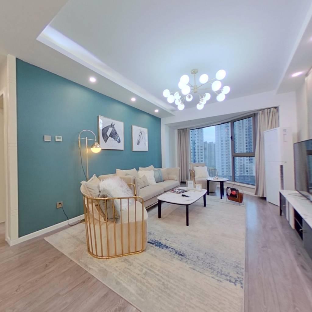 整租·东湖湾一期 2室1厅 南卧室图