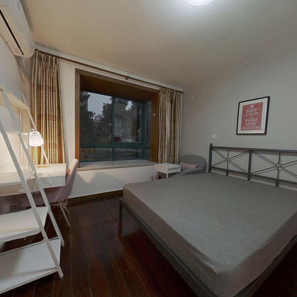 合租·枫桦景苑一期 4室1厅 南卧室图