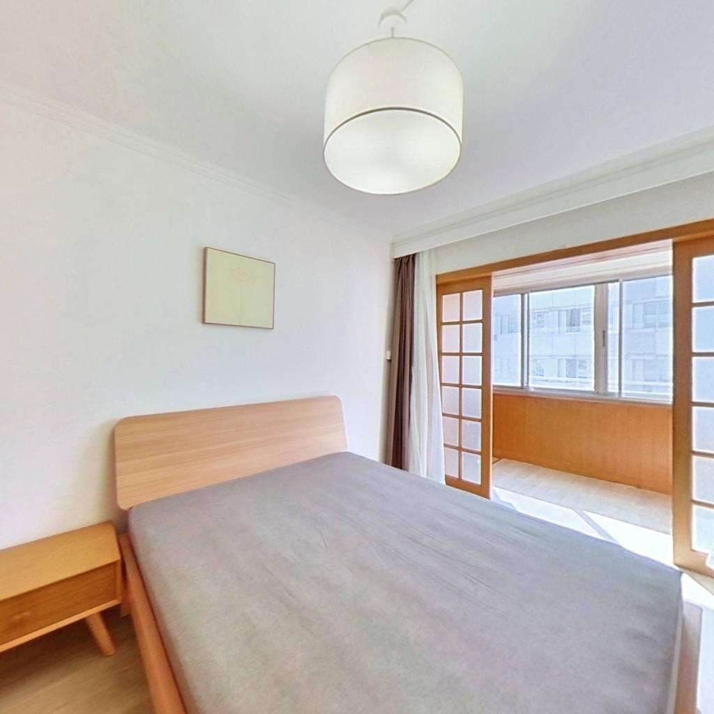 整租·观巷 2室1厅 南卧室图