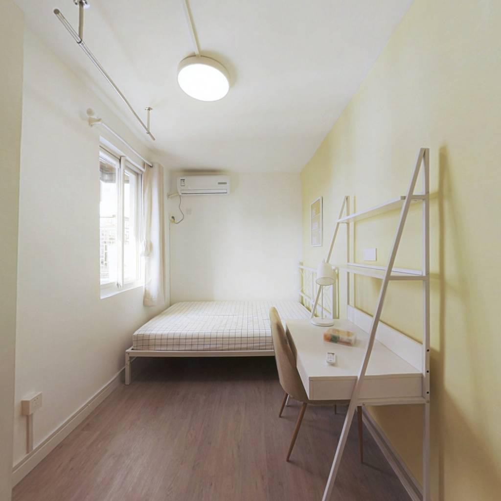 合租·琵琶小区 3室1厅 北卧室图