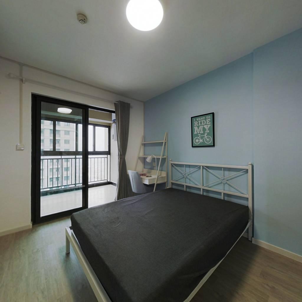 合租·长投海德公园 5室1厅 北卧室图