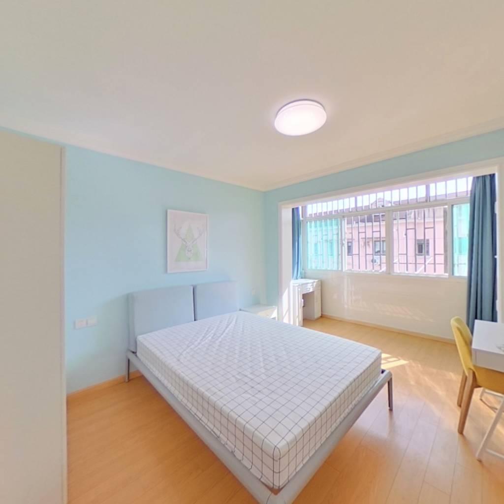 整租·金牛苑 1室1厅 南卧室图