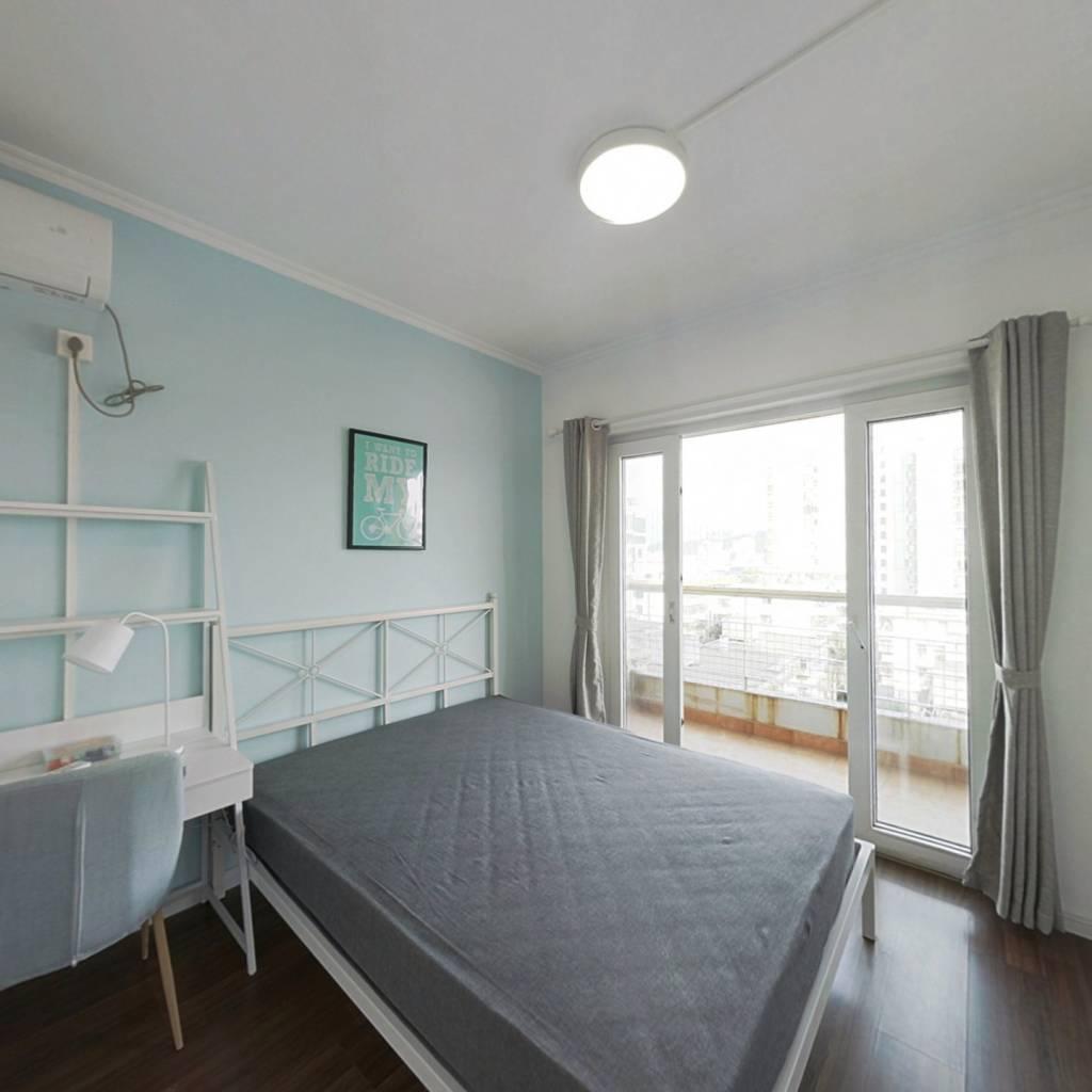 合租·锦上花家园 3室1厅 东卧室图