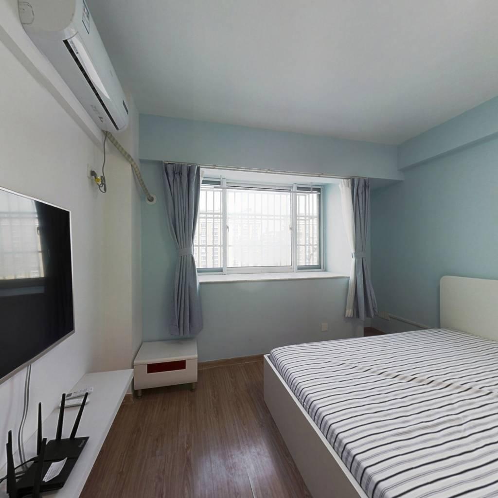 整租·托乐嘉单身公寓 2室1厅 东卧室图