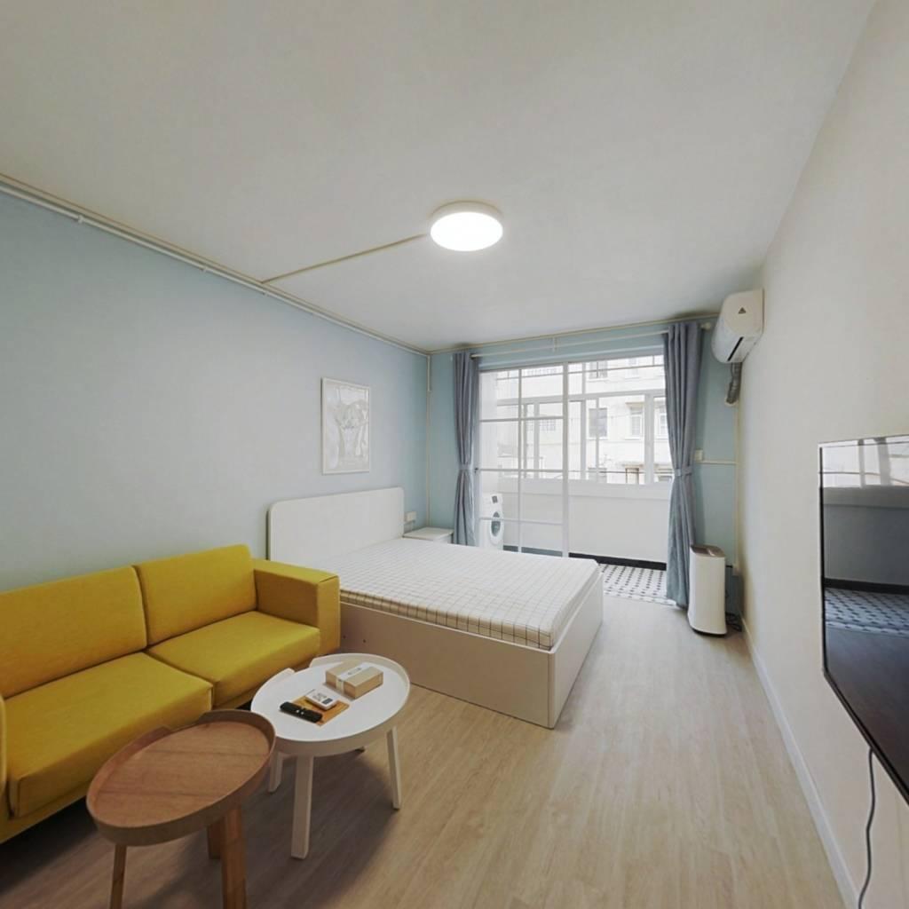整租·长桥二村 1室1厅 南卧室图