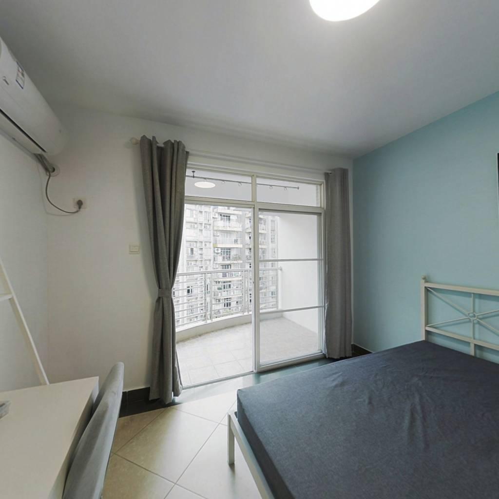 合租·光大花园 3室1厅 南卧室图