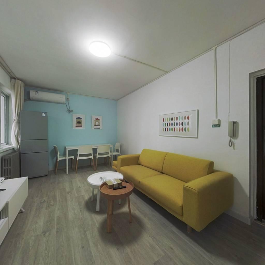 整租·小南庄社区 2室1厅 西卧室图