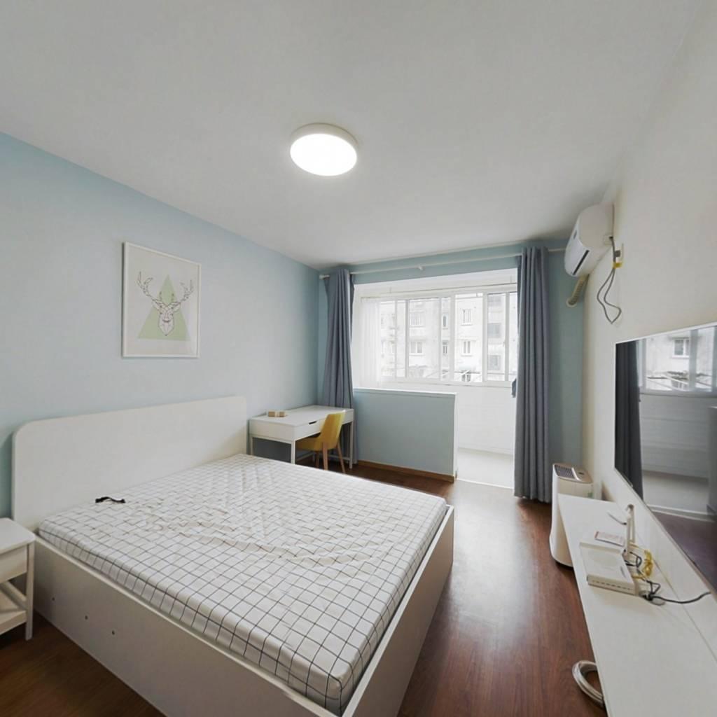 整租·三门路510弄 1室1厅 南北卧室图