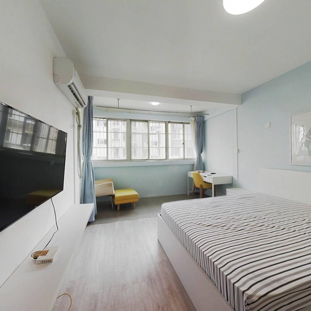 整租·四方新村一村 2室1厅 南卧室图