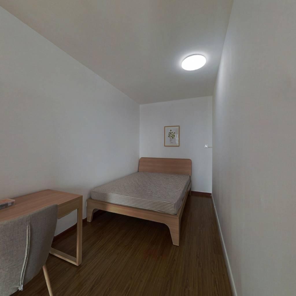 合租·海上国际城 3室1厅 南卧室图