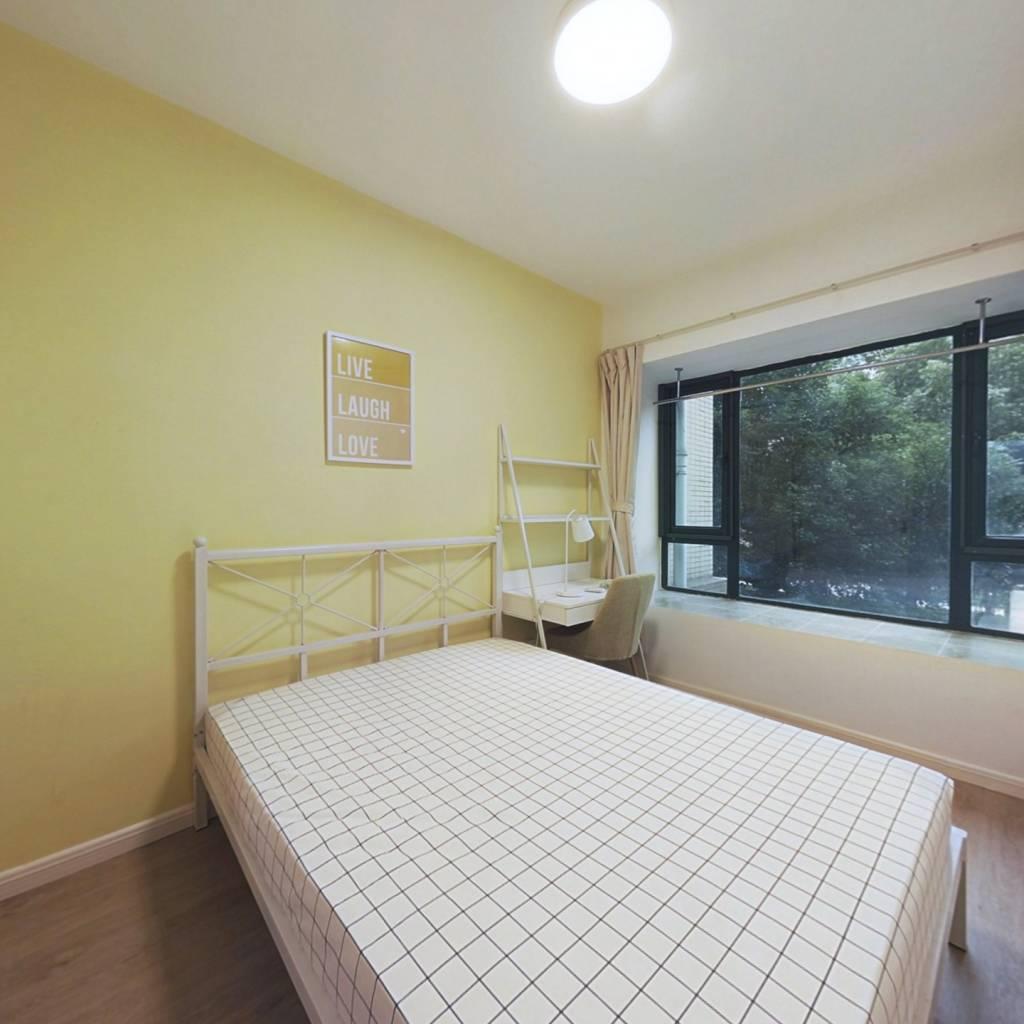 合租·南京恒大绿洲 5室1厅 南卧室图