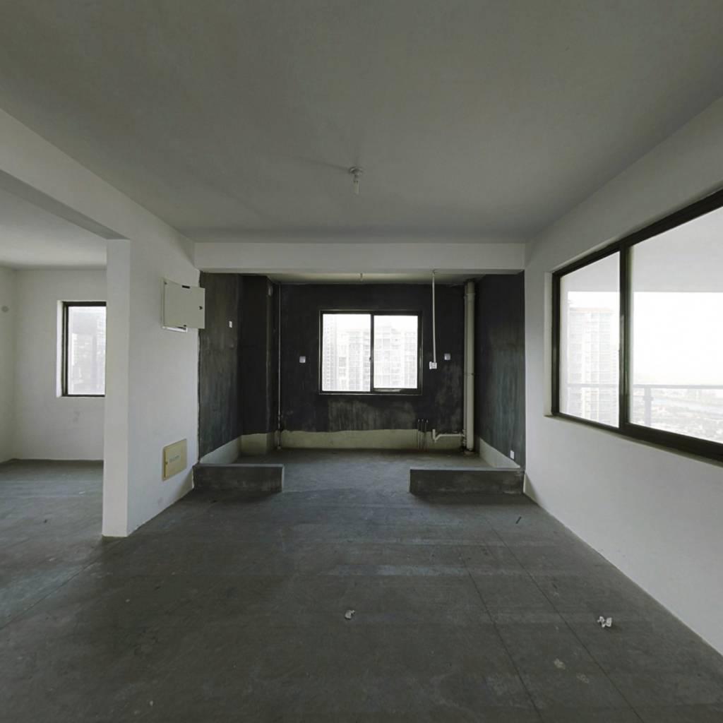 视野无遮挡,高楼层,市芯享郊区别墅体验
