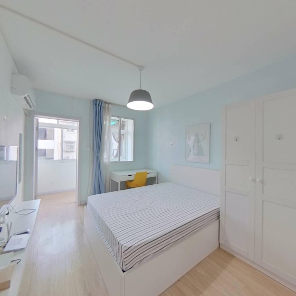 整租·艮园社区 2室1厅 南卧室图
