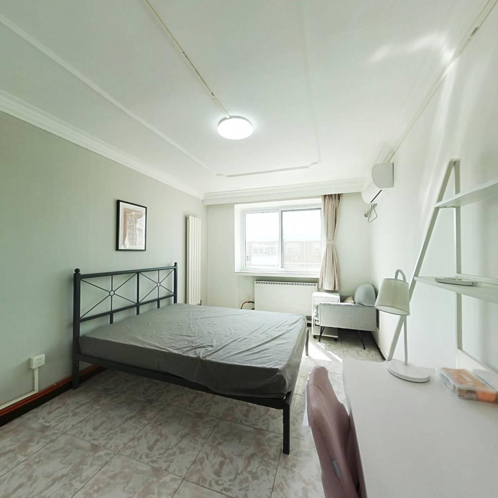 合租·迎水西里 2室1厅 南卧室图