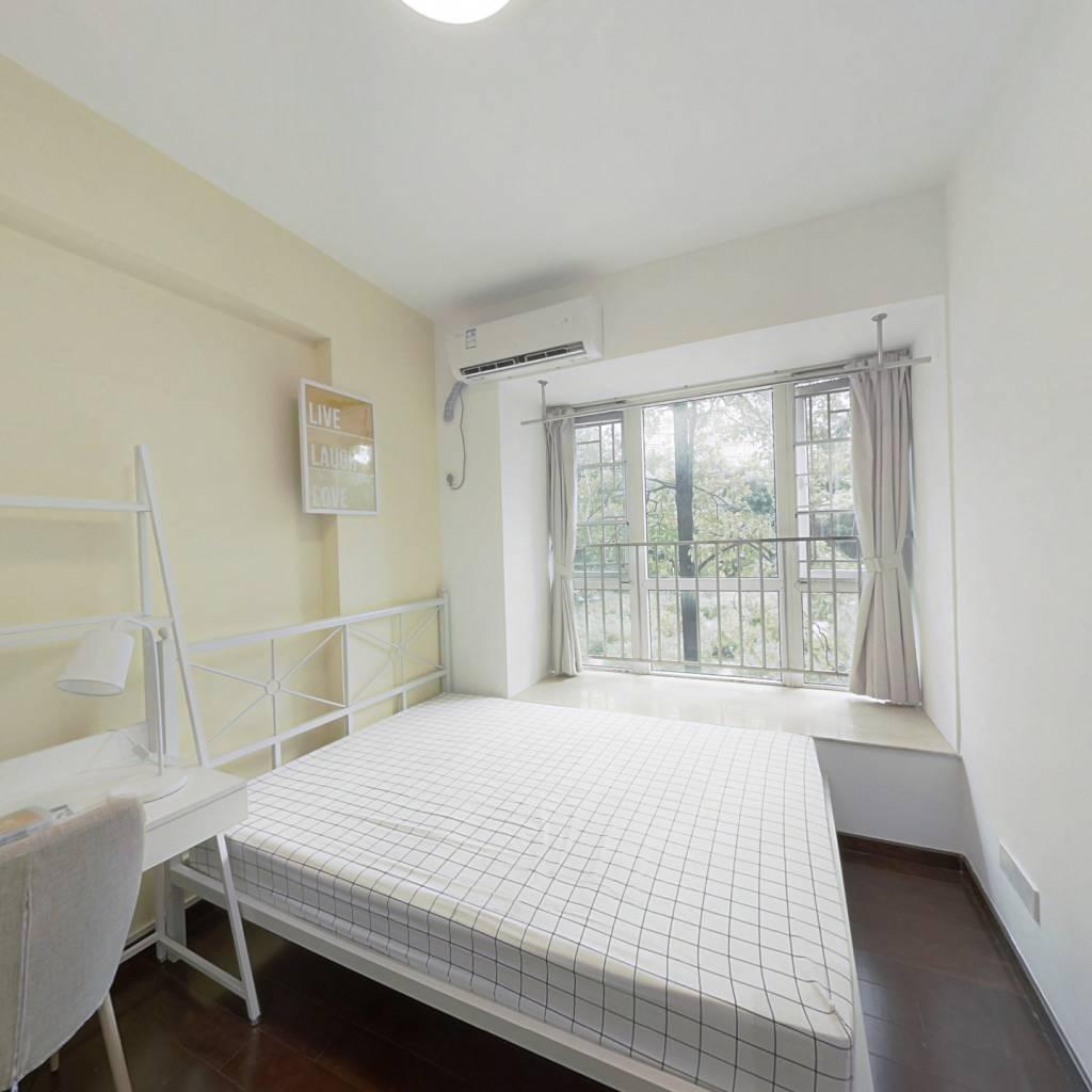 合租·自在城市花园一二期 4室1厅 东南卧室图