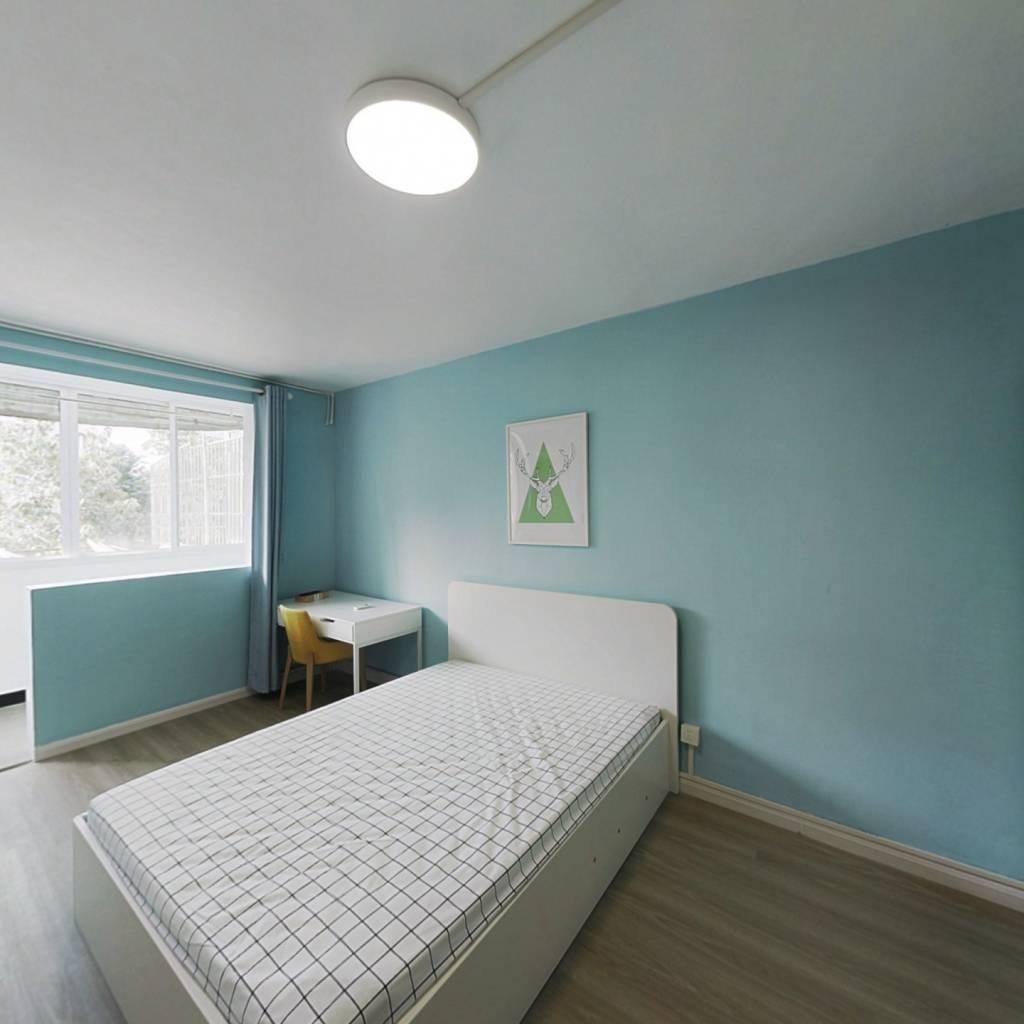 整租·桃浦七村雪松苑 1室1厅 南卧室图