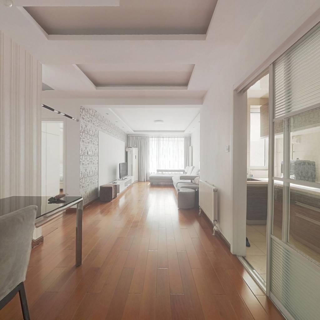 银丰花园 精装两室 楼层采光充足