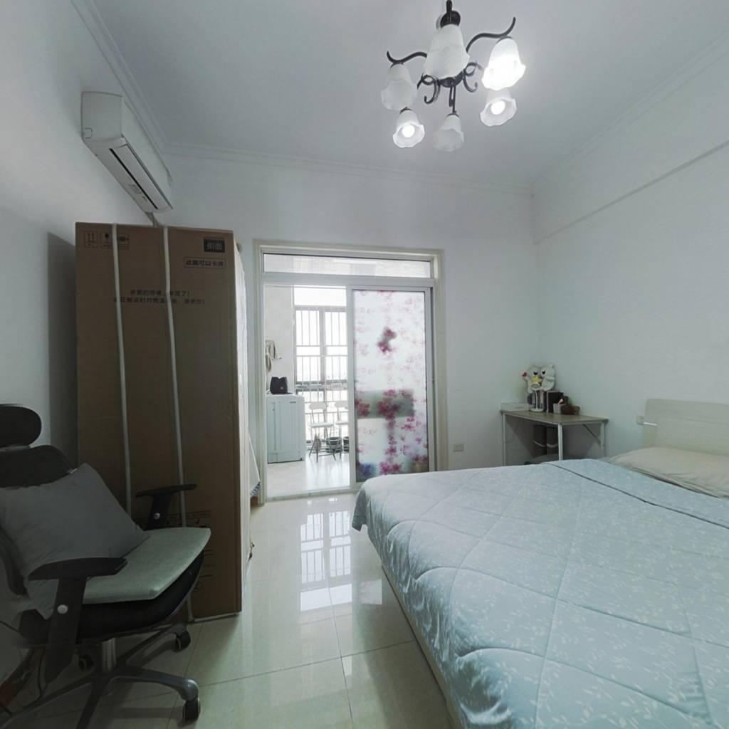 华茂小米公寓 1室1厅 南
