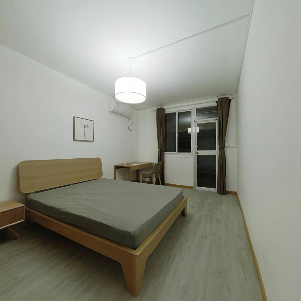 整租·宝钢二村 2室1厅 南卧室图