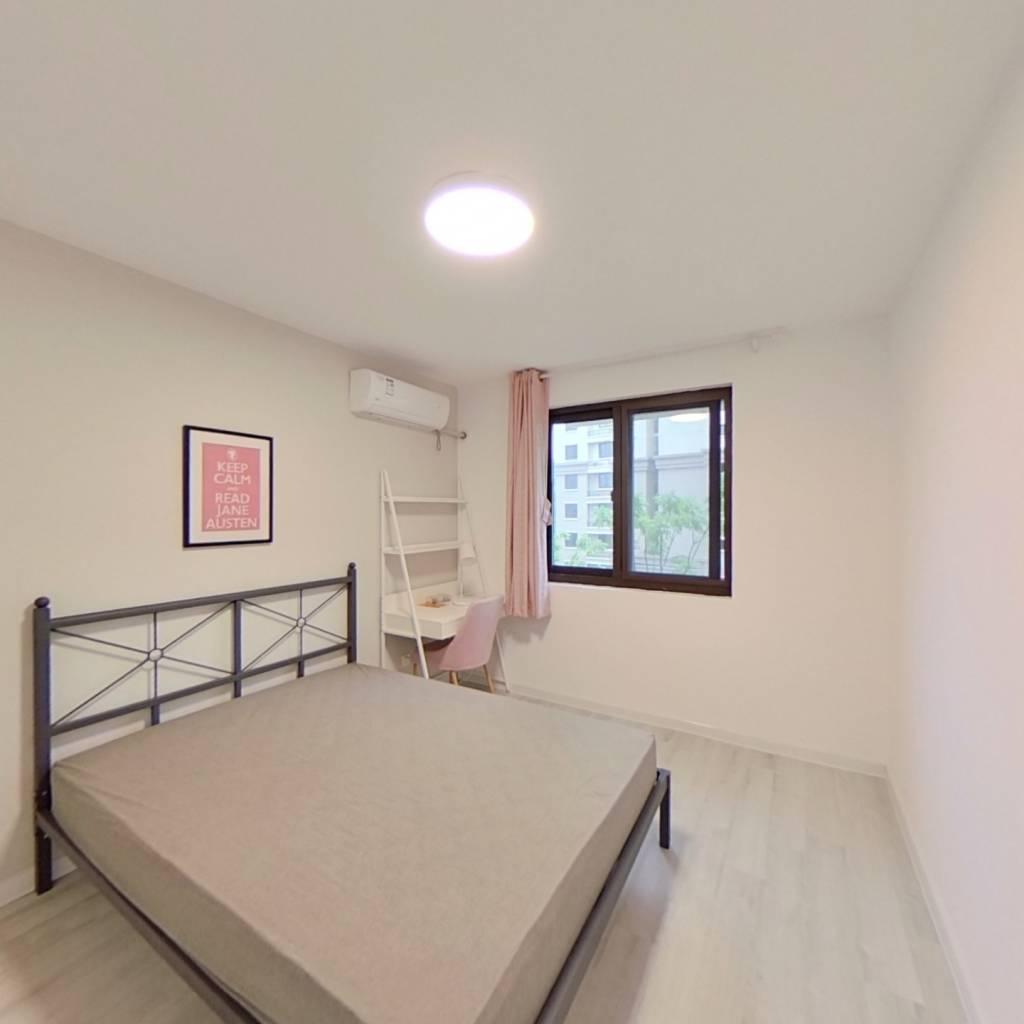 合租·尚桂苑 4室1厅 北卧室图