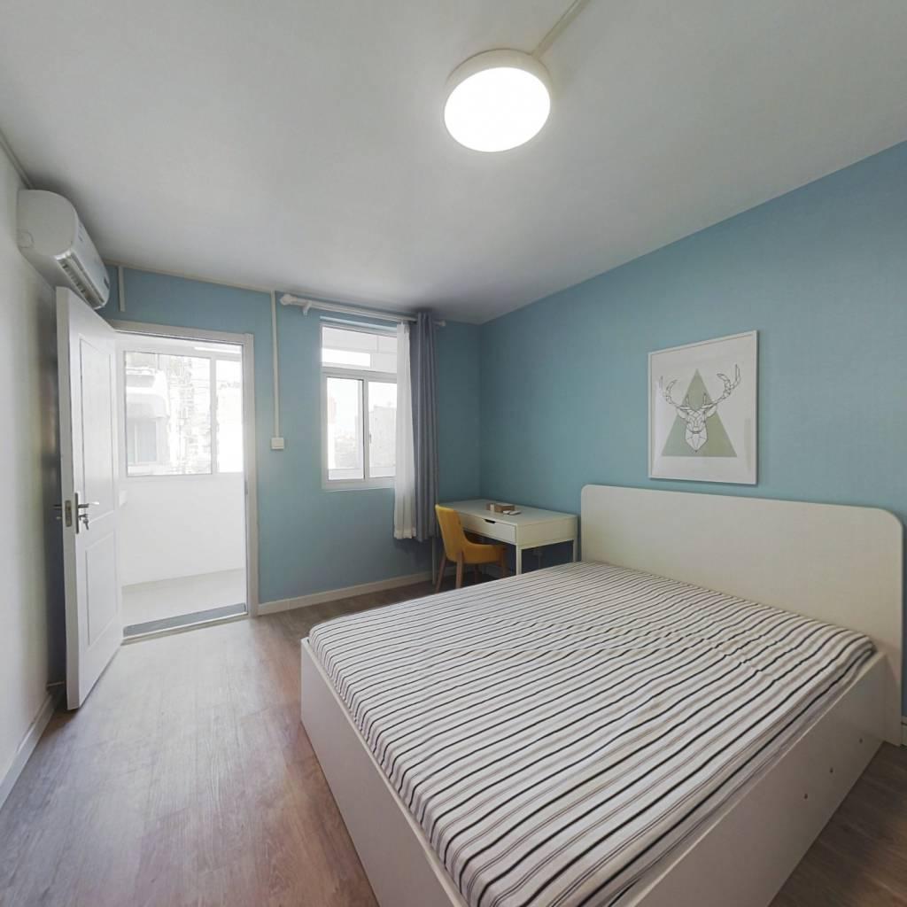 整租·王府园小区 2室1厅 东西卧室图