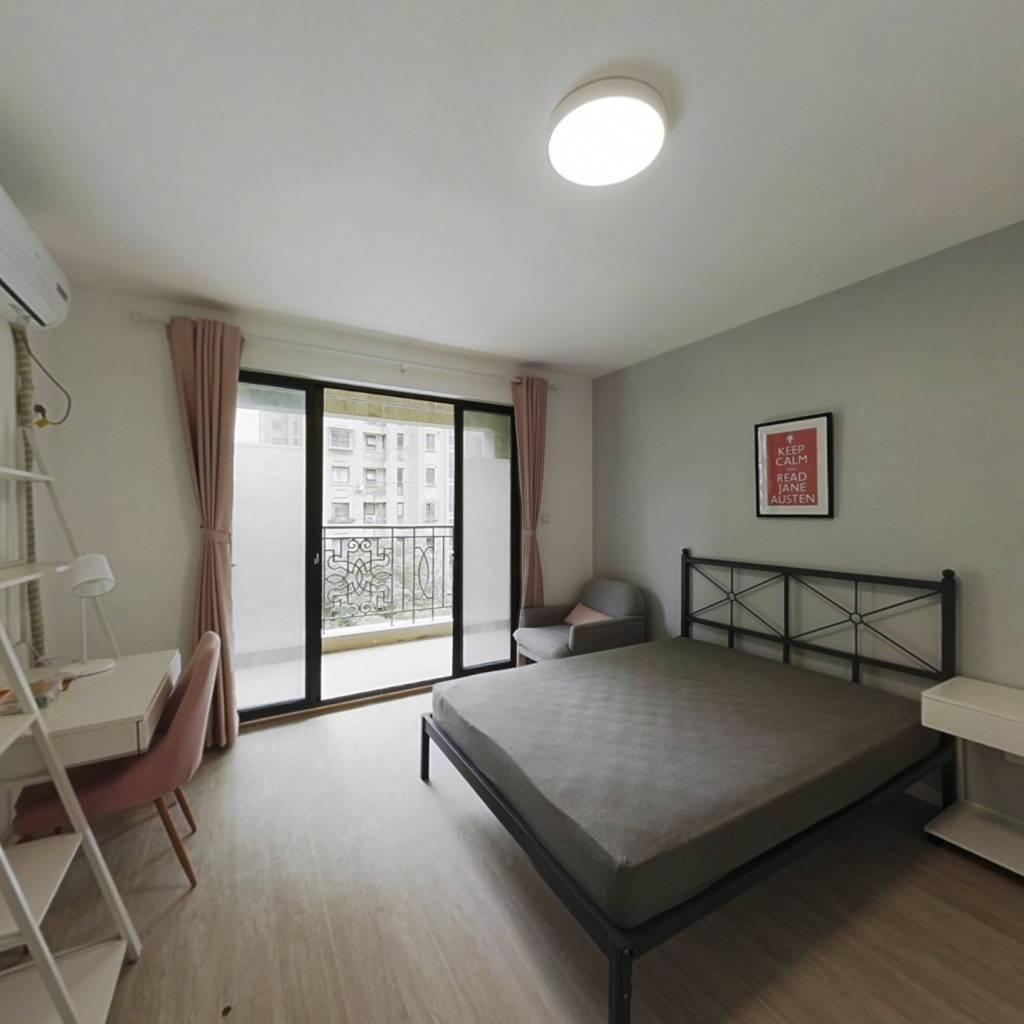 合租·新江湾城雍景苑 3室1厅 东卧室图
