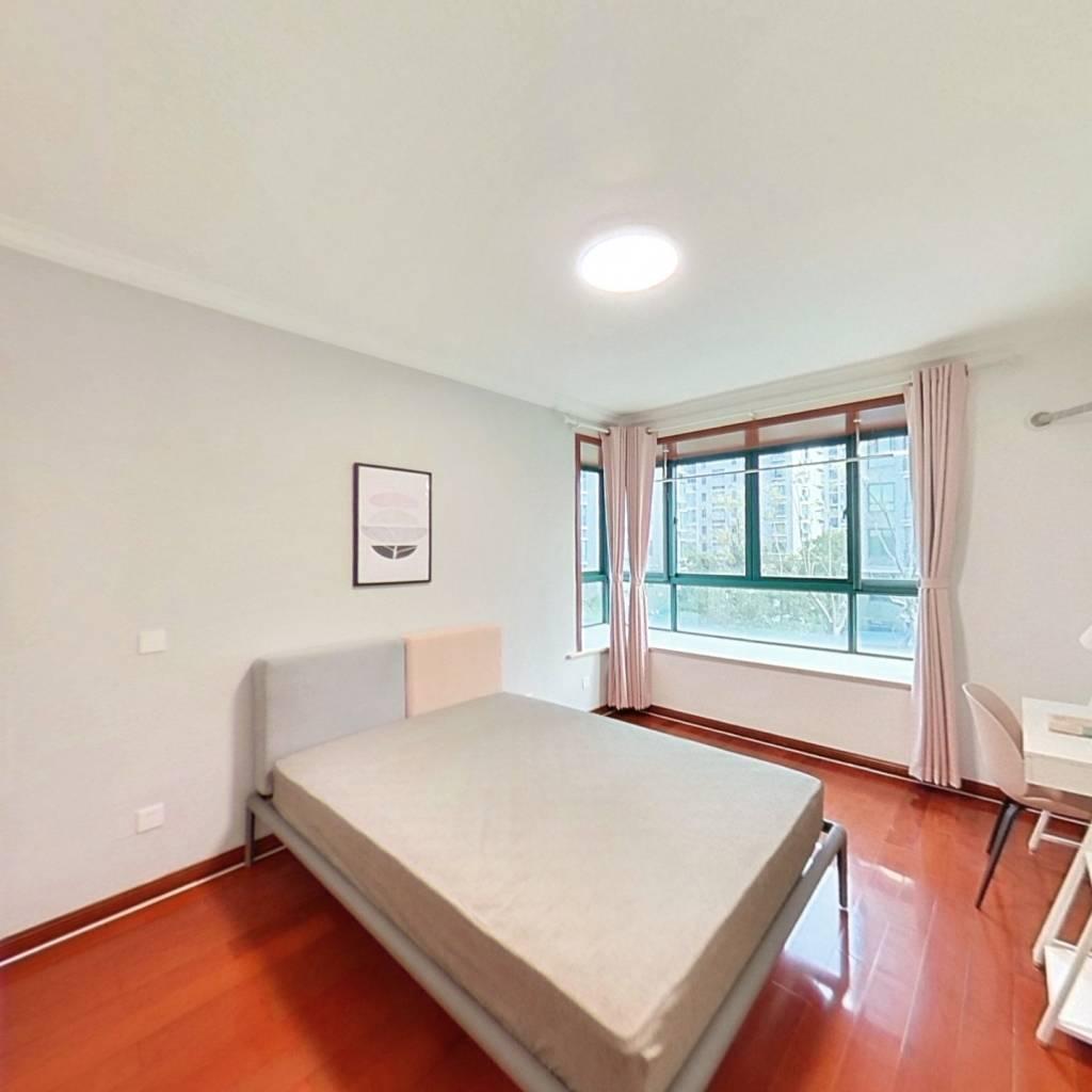 合租·九亭明珠苑(公寓) 4室1厅 东卧室图