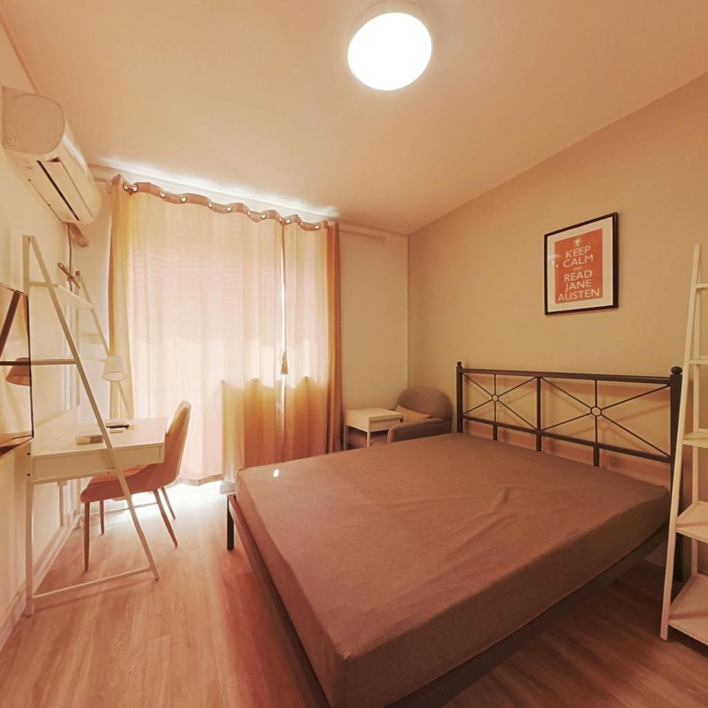 合租·梅园新村(浦东) 2室1厅 南卧室图