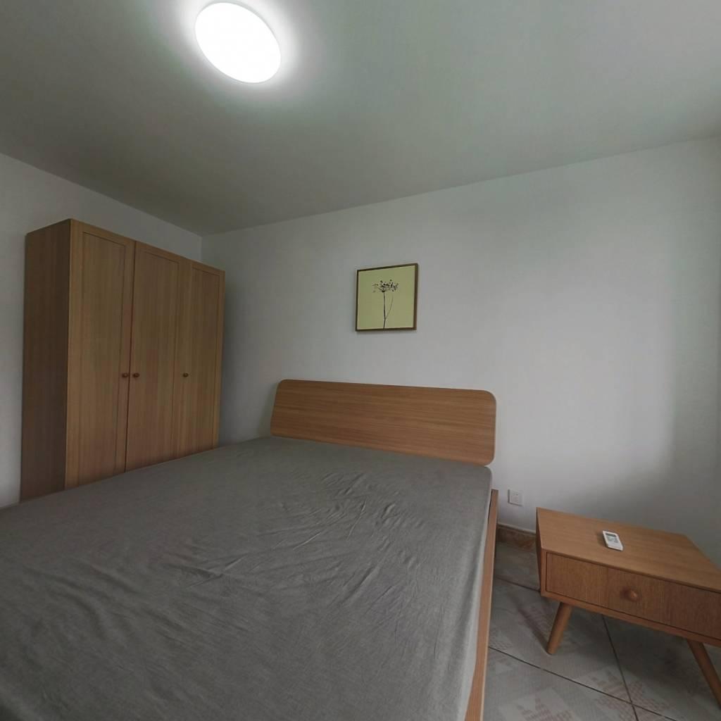 整租·远大园六区 2室1厅 南卧室图