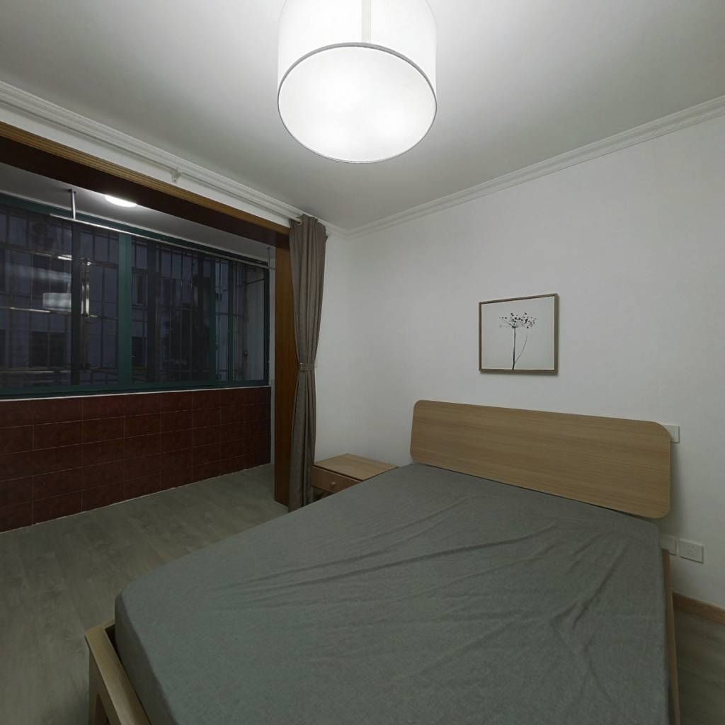 整租·东方路3391弄 2室1厅 南北卧室图