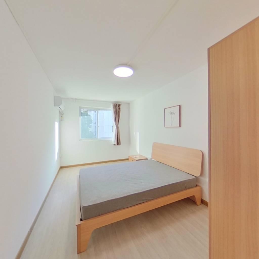 整租·曲沃小区 2室1厅 南卧室图