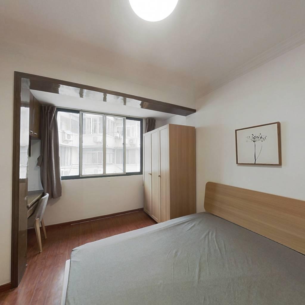 整租·又一村(静安) 1室1厅 南卧室图