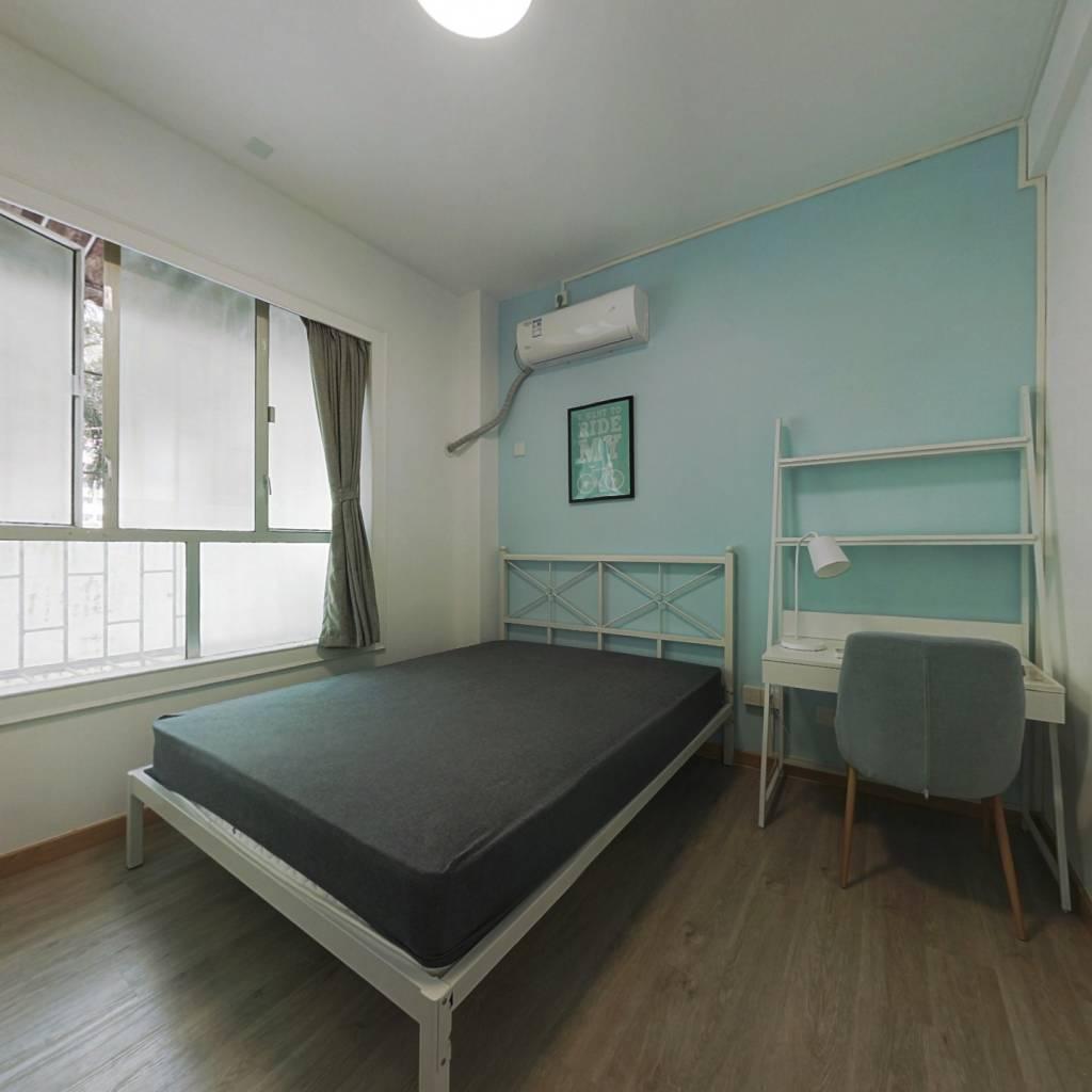 合租·育星苑 3室1厅 南卧室图
