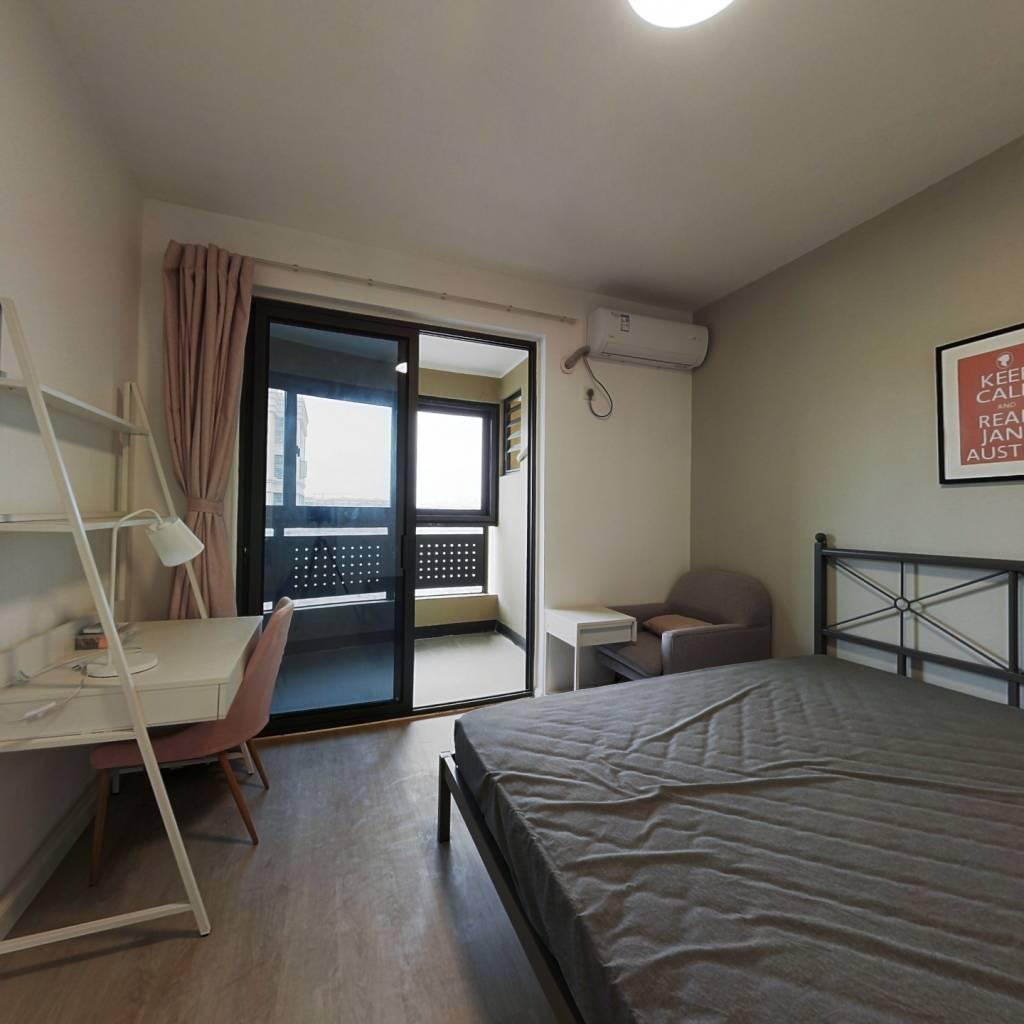 合租·三卫家园北苑 4室1厅 南卧室图