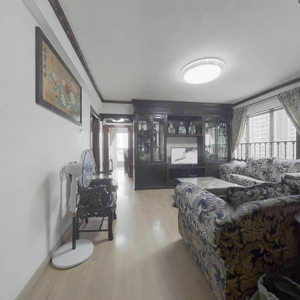 全明屋三房单,光线充足,使用率超高