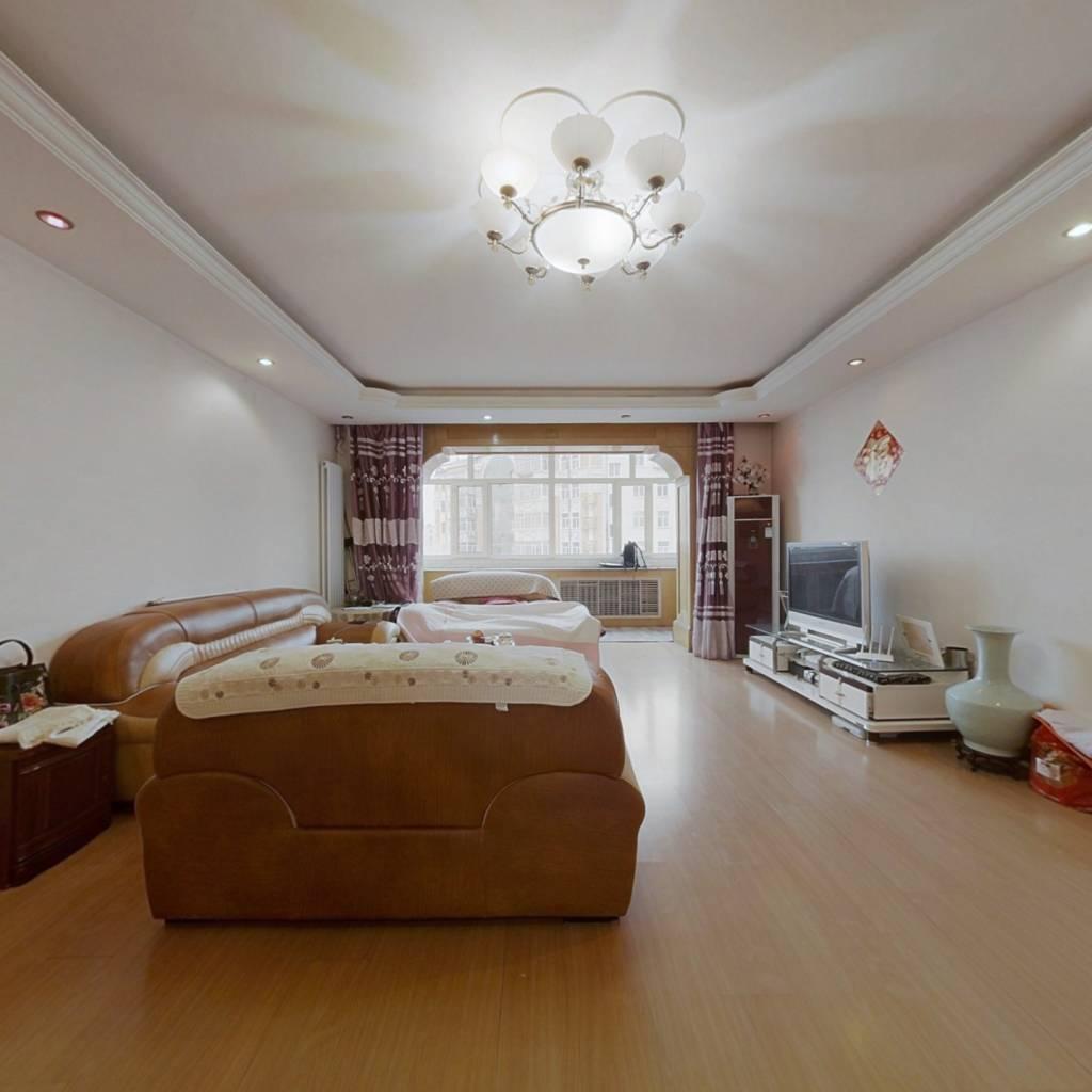 此房满5年,没有抵押贷款,通透户型,两室一厅