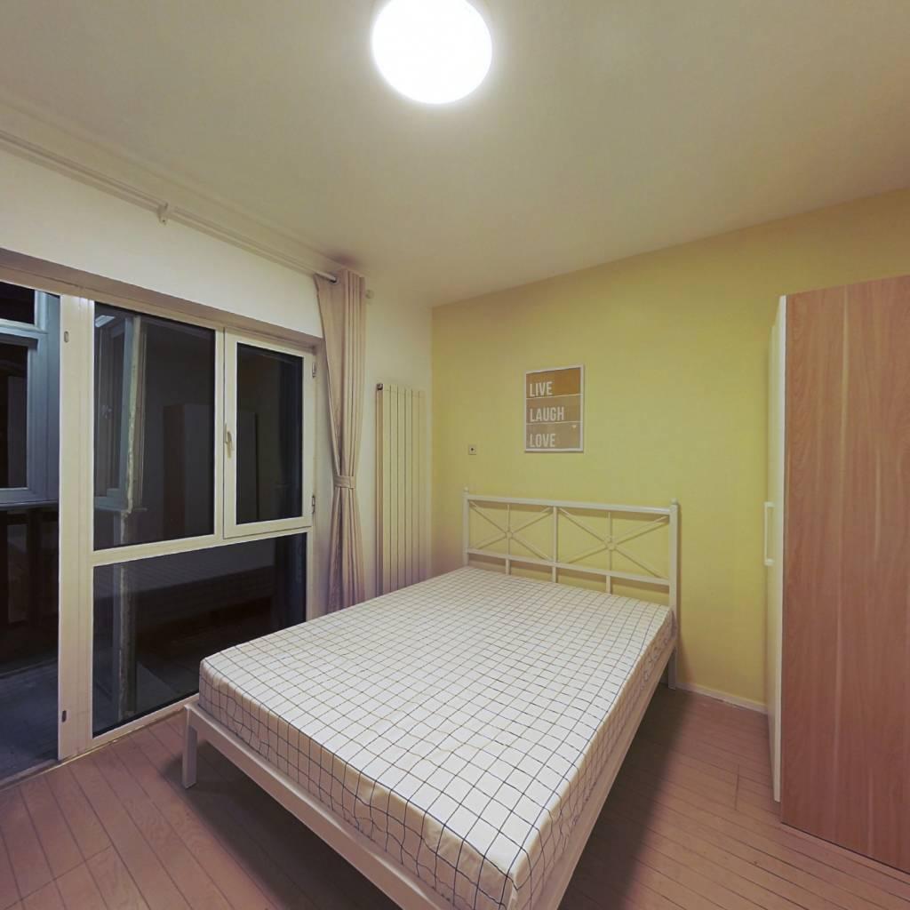合租·阳光壹佰东园 3室1厅 南卧室图
