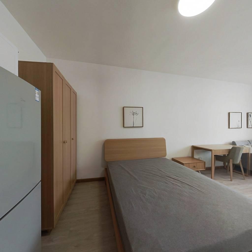 整租·中原路99弄 1室1厅 南卧室图